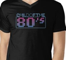 Child of the 80's Mens V-Neck T-Shirt
