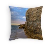 The Rocks.... Port Noarlunga, Adelaide Throw Pillow