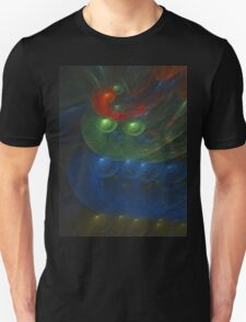 COLORFUL ABSTRACT # 3 Unisex T-Shirt