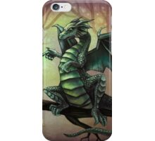 Fairy and Dragon Enchanted iPhone Case/Skin