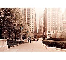 Wind City Photographic Print