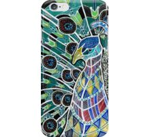 Maurice the Peacock iPhone Case/Skin