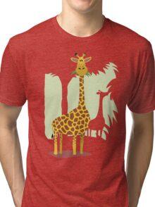 Mmmm...grass Tri-blend T-Shirt
