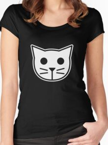Meow Meow Beenz Women's Fitted Scoop T-Shirt