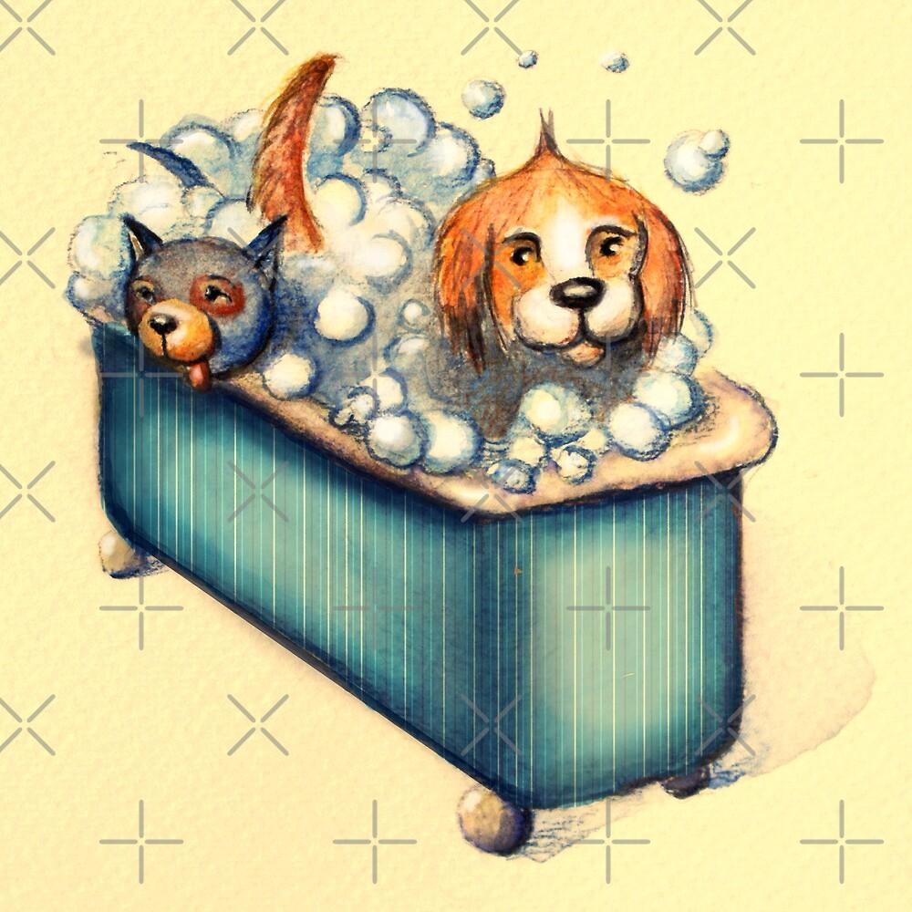Happy Bathday! by Sarah  Mac
