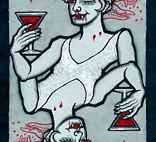Lucy, Vampire Jack of Hearts by pixbyrichard