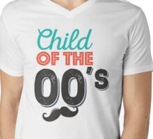 Child of the Millennium Mens V-Neck T-Shirt