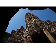 The Bayon - Siem Reap, Cambodia Photographic Print