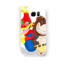 Ren and Stimpy x Banjo-Kazooie Samsung Galaxy Case/Skin