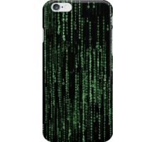 Matrix. iPhone Case/Skin