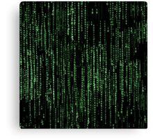 Matrix. Canvas Print