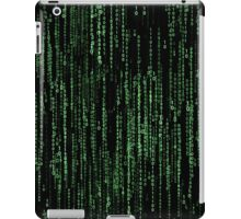 Matrix. iPad Case/Skin