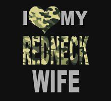I Love My Redneck Wife Unisex T-Shirt