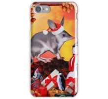 Aussie Christmas Collage iPhone Case/Skin