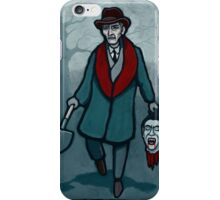 Van Helsing iPhone Case/Skin