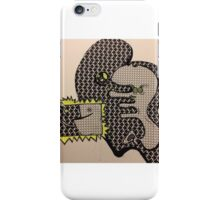 mac logo luv bugs iPhone Case/Skin