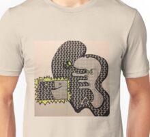 mac logo luv bugs Unisex T-Shirt
