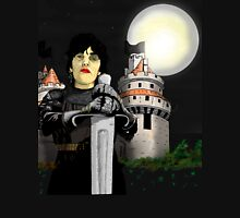 Agnes the black knight in the black of night, T-shirt Unisex T-Shirt