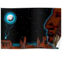 Enchanted Mesa Poster