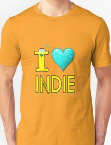 I LOVE INDIE MUSIC T-Shirt