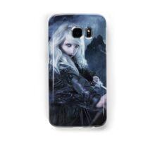Elven warrior girl archeress Samsung Galaxy Case/Skin