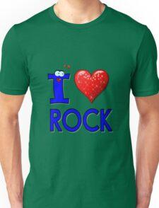 I LOVE ROCK Unisex T-Shirt