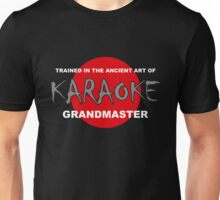 Karaoke Grandmaster Unisex T-Shirt