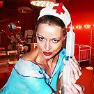 my personal nurse  by yoyoart
