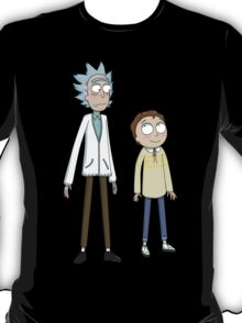 826-E Rick and Morty (Full Body) T-Shirt