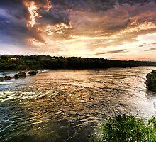 The Nile :: Kenya by Clinton Hadenham