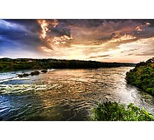 The Nile :: Kenya Photographic Print
