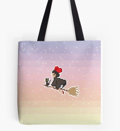 Delivery Girl Tote Bag