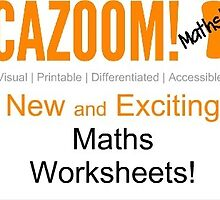 Mathematics Worksheets For Your Help by cazoommaths