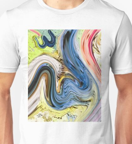 Allah Art Hd Print  Unisex T-Shirt