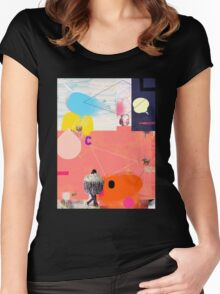 Wherever You Will Go Women's Fitted Scoop T-Shirt