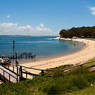 Nelson Bay - Newcastle - New South Wales by Paul Davis