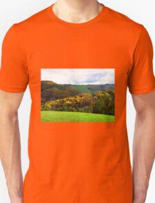 Colours of Tuscany - Italy Unisex T-Shirt