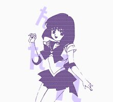 Hotaru Tomoe/Sailor Saturn Womens Fitted T-Shirt