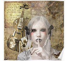 Shhhh ... It's a Secret Poster