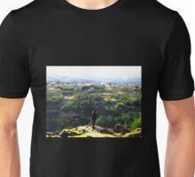 A Photographer's View from Monte da Senhora da Confianca  Unisex T-Shirt