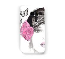 Butterfly Belle Samsung Galaxy Case/Skin