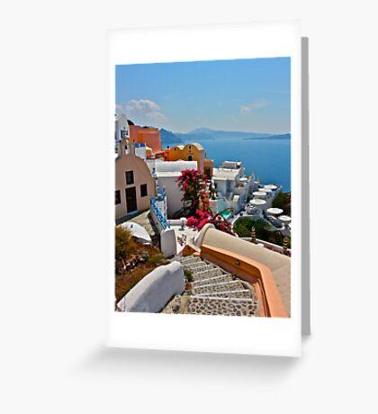 Bel Air - Santorini . Greece . by Brown Sugar . F*Favorites: 3 Views: 408 . Toda raba ! Thx! dear friends ! Greeting Card