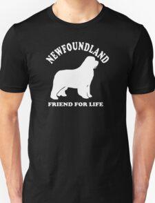 Newfoundland Dog Lover Pet Unisex T-Shirt
