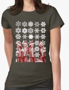 Mean Girls - Jingle Bell Rock Womens Fitted T-Shirt