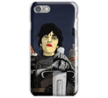 Agnes the black knight in the black of night iPhone Case/Skin