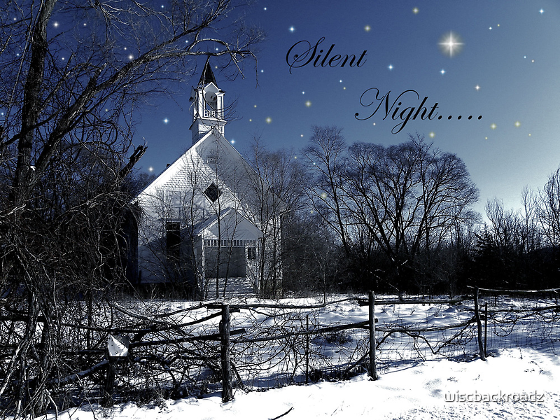 Silent Night by wiscbackroadz