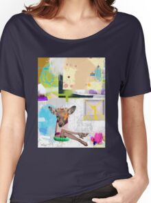 Big Girls Don't Cry Women's Relaxed Fit T-Shirt