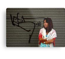 Signature Metal Print