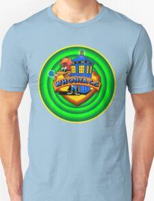 WHONIACS  Unisex T-Shirt