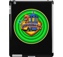 WHONIACS  iPad Case/Skin